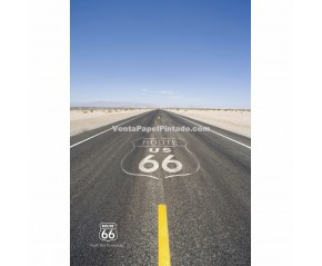 Fotomural 1wall ref. D3PL-ROUTE66-002